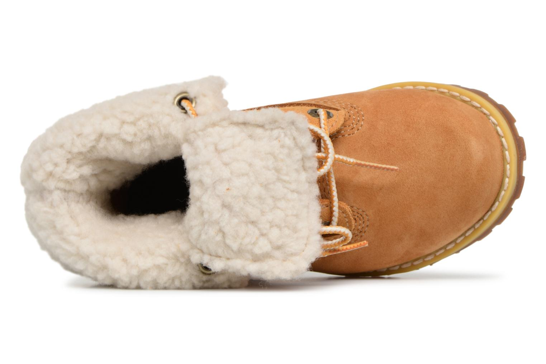 """Stiefeletten & Boots Timberland Radford 6"""" Boot braun ansicht von links"""