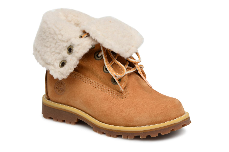 """Stiefeletten & Boots Timberland Radford 6"""" Boot braun detaillierte ansicht/modell"""