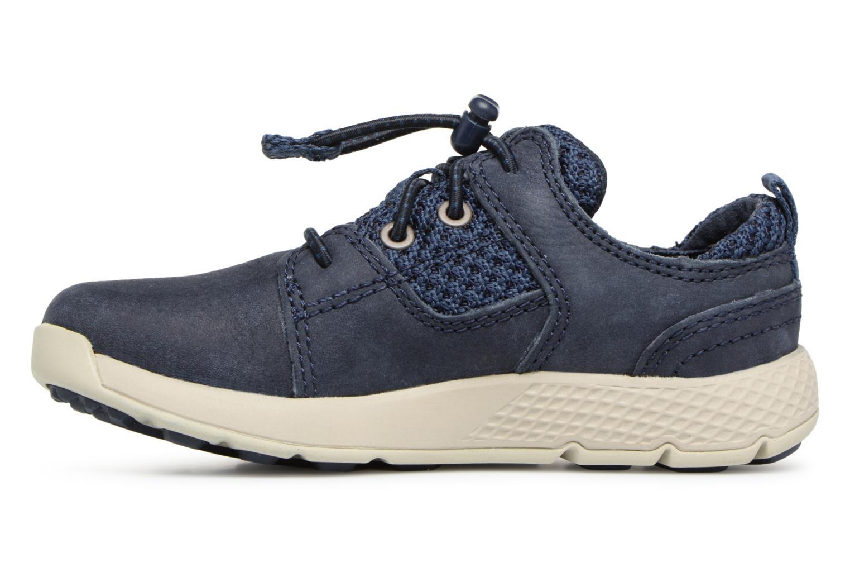 Sneaker Timberland FlyRoam F/L blau ansicht von vorne