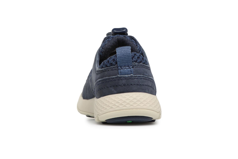 Sneaker Timberland FlyRoam F/L blau ansicht von rechts