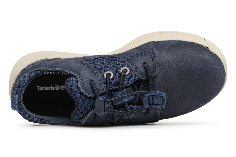 Sneaker Timberland FlyRoam F/L blau ansicht von links