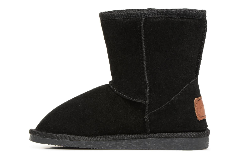 Snow Belarbi Noir par Tropéziennes Les M Boots vqpIwaP