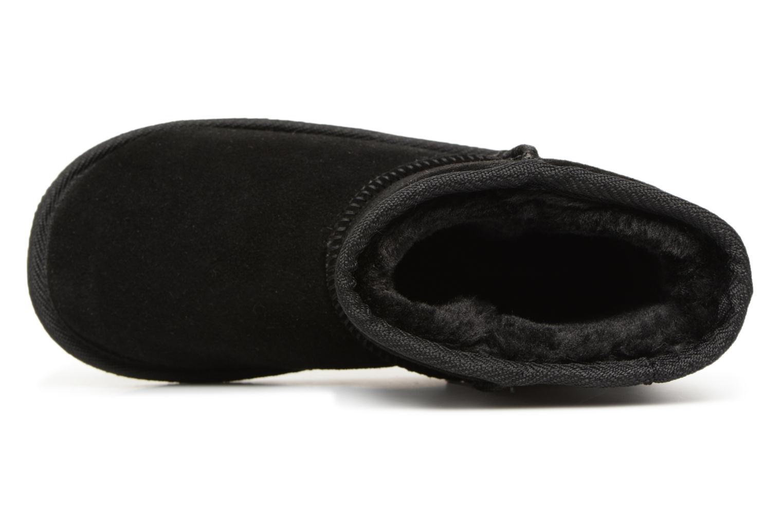 Bottes Les Tropéziennes par M Belarbi Snow Boots Noir vue gauche