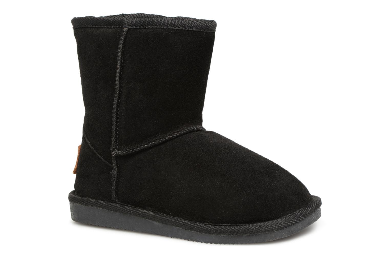 Bottes Les Tropéziennes par M Belarbi Snow Boots Noir vue détail/paire