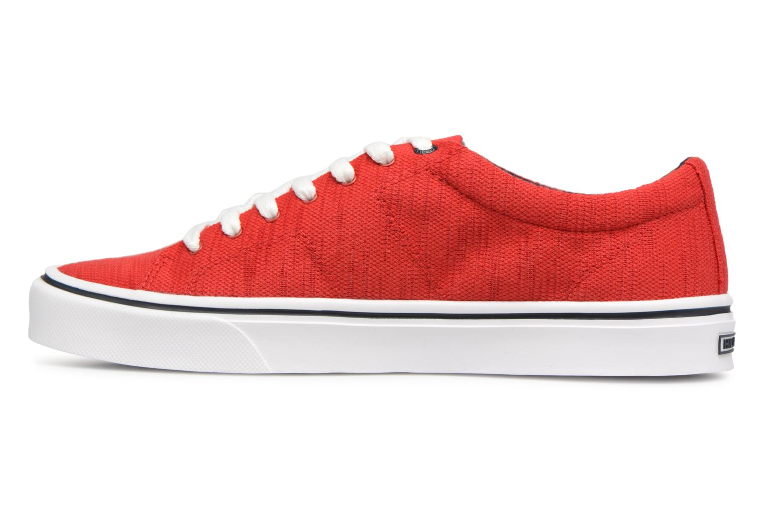 Baskets Tommy Hilfiger Sneakers Tango Red Rouge vue face