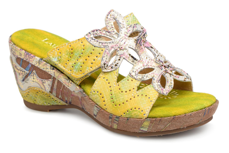 Zapatos promocionales Laura Vita Beaute 16 (Verde) - Zuecos   Cómodo y bien parecido