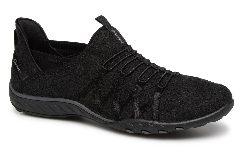 Nuevos zapatos para hombres y mujeres, descuento por tiempo limitado Skechers Breathe-Easy 23097 (Negro) - Deportivas en Más cómodo