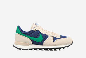 Nike Internationalist Retro Running Femme