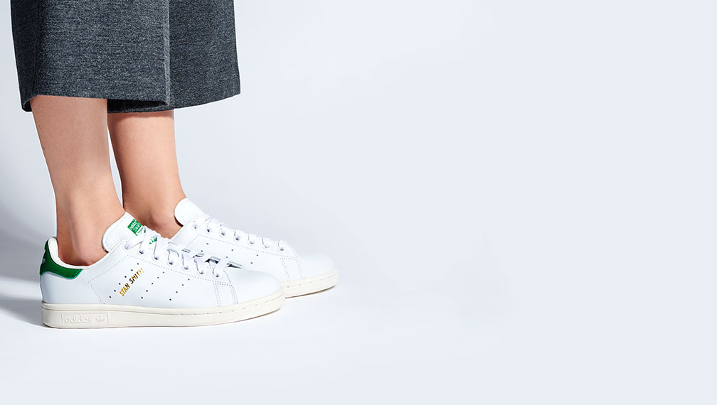 Esprit Stan Smith baskets Adidas Nike New Balance Lacoste Femme