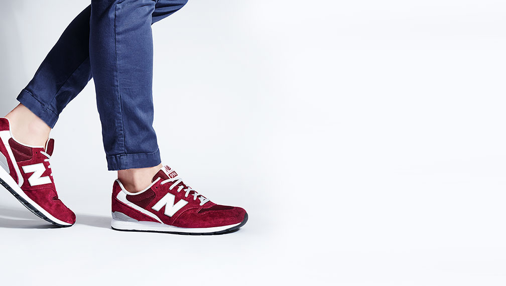 Nike New Balance retro sneakers