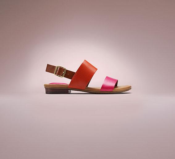 Selección sandalias