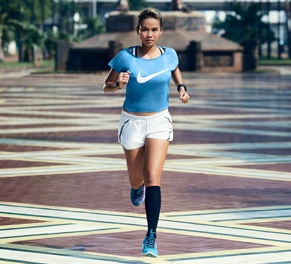 running nike femme