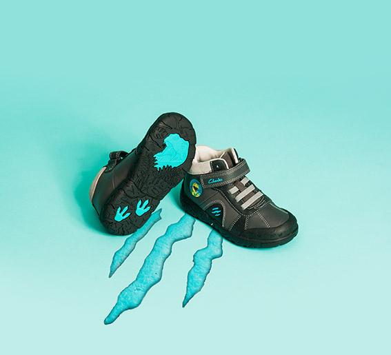 Selezione scarpe bambino Clarks