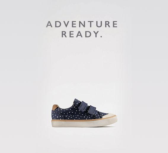 Nuova collezione scarpe bambino sport Clarks