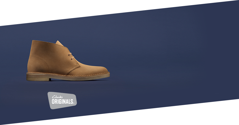 Neue Kollektion Clarks Originals