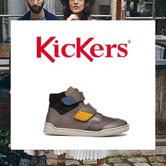 Vente privée Kickers