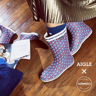 Aigle x Made by Sarenza