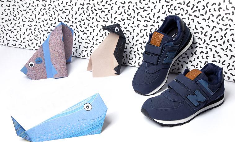 Happy sneakers