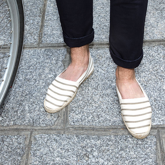 MUST HAVE - PAUSE ESPADRILLE