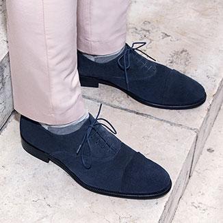 Nouvelles collections chaussures de ville
