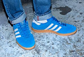 Adidas Gazelle Hamburg Homme
