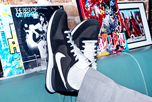 Nike Internationalist Rétro Running Homme