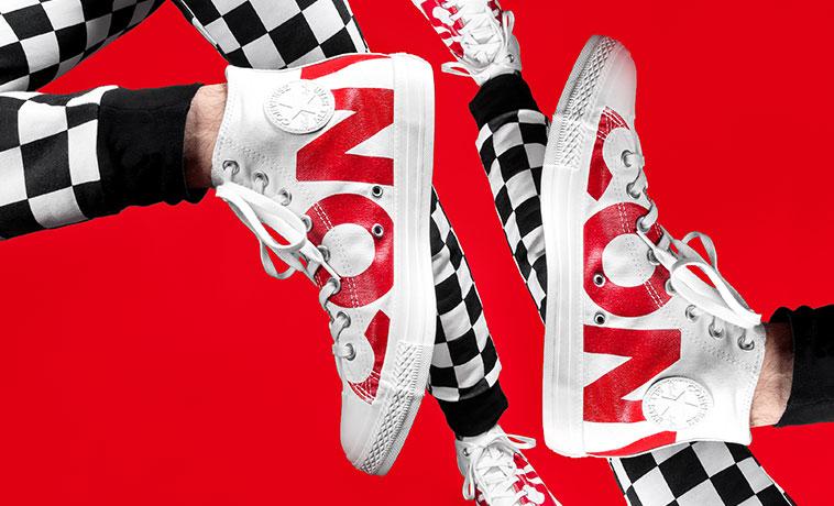 Power Sneakers!