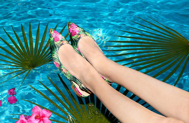 Chaussures colorées été Sarenza