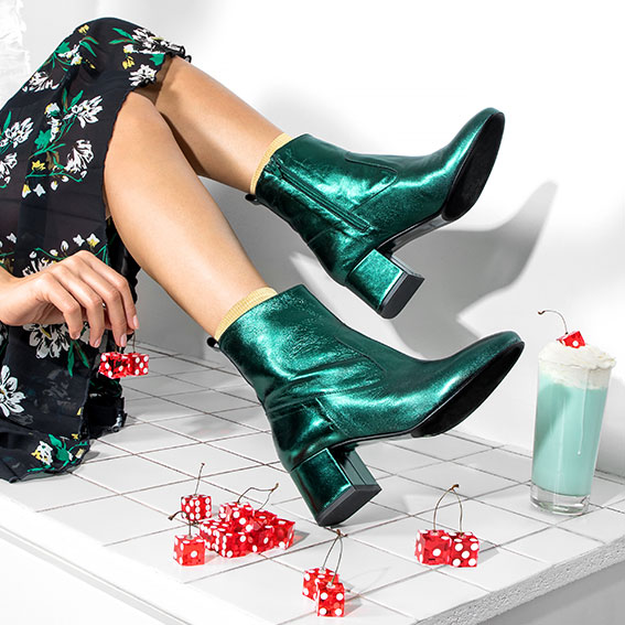 NEW COLLECTION - Perfect ankle boots