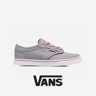 Lasten Vans kengät