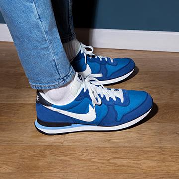 Sneaker Nike kleurrijk