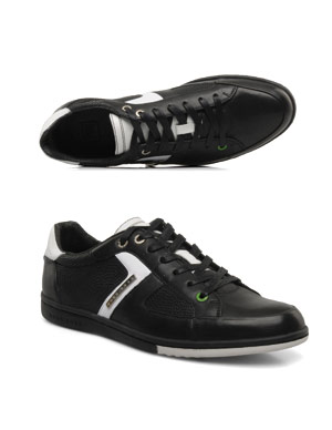 38e9af2bf2f6fe chaussure homme boss,chaussure hugo boss green space leather bleu marine  homme