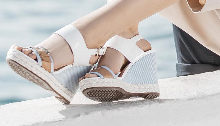 sélection sandales geox
