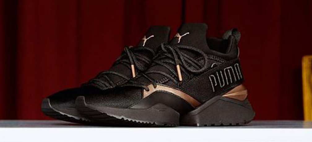 PUMA MUSE MAIA BLACK
