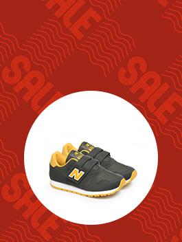 Sarenza schoenen en tassen voor kinderen in de sale