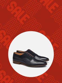 Sarenza skor och kläder för män på rea