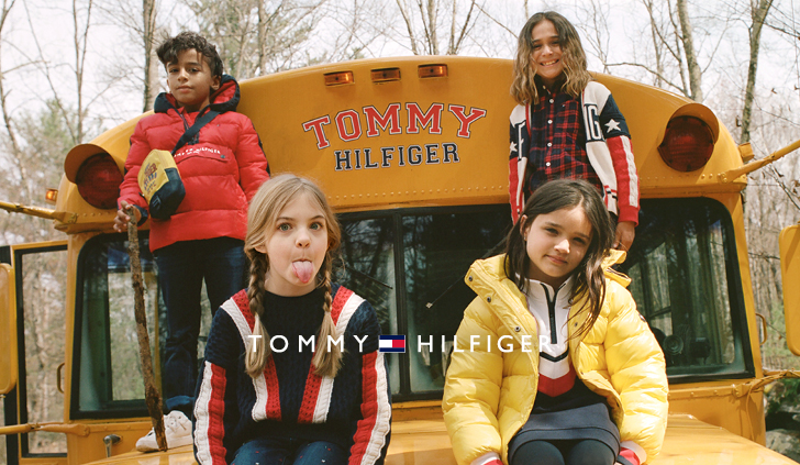 Tommy Hilfiger Enfant