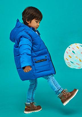 Sélection manteau enfant AH20