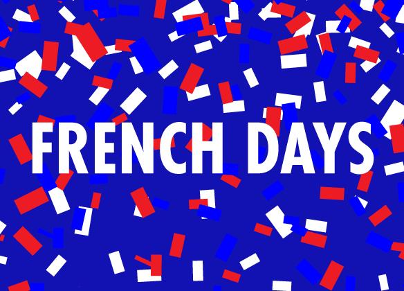 French Days jusqu'à -70%
