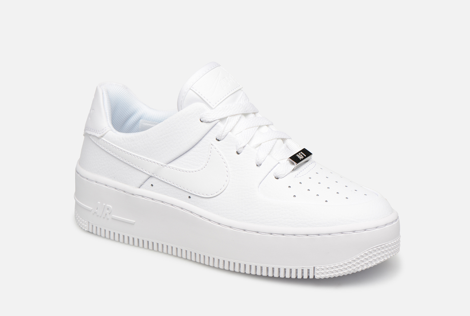 low priced 468c1 5d238 Nike Wmn Air force 1 Sage Low