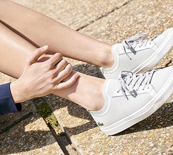 6e2782e5309 Chaussures Lacoste femme