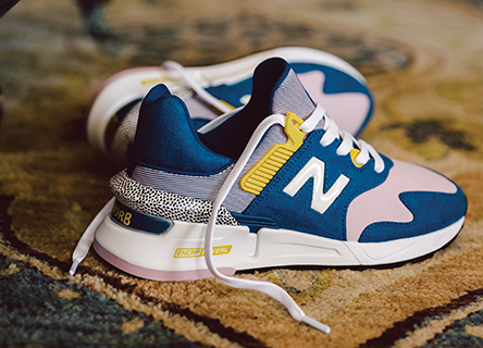 new balance scratch homme