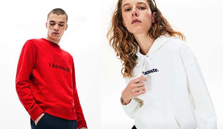 Vêtements Lacoste