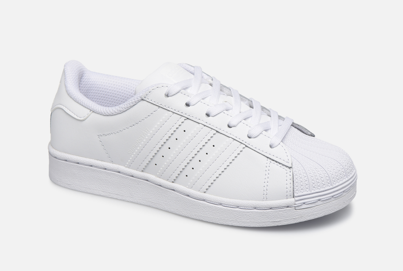 adidas Originals  Superstar C - Blanc