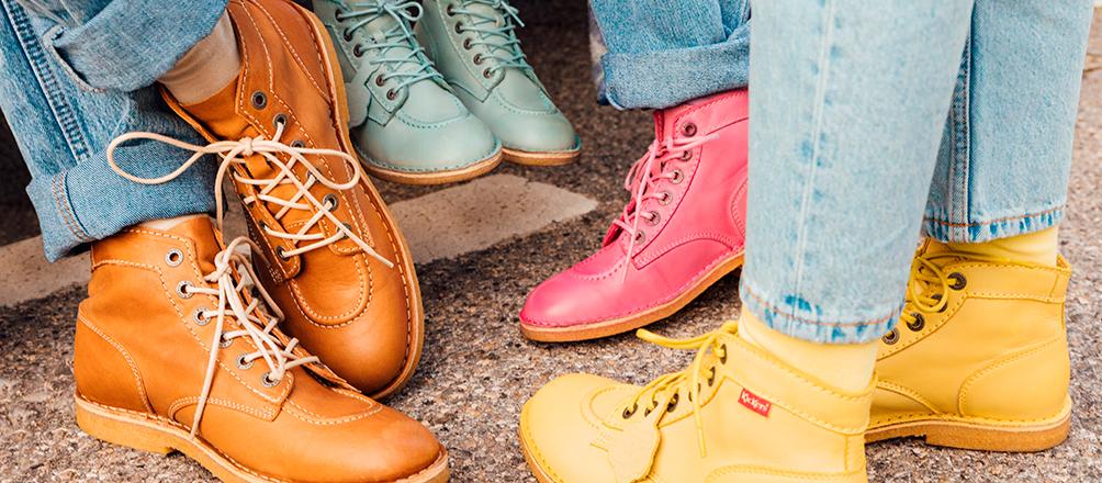 Meilleures Kickers femme : notre sélection de chaussures
