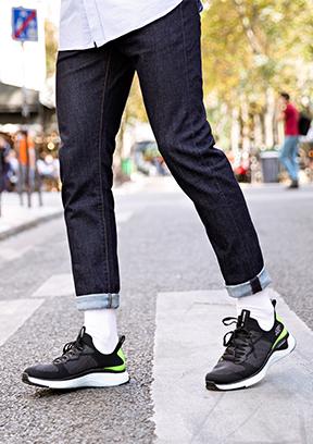 Vêtements : les pantalons homme coup de coeur jusqu'à -50%