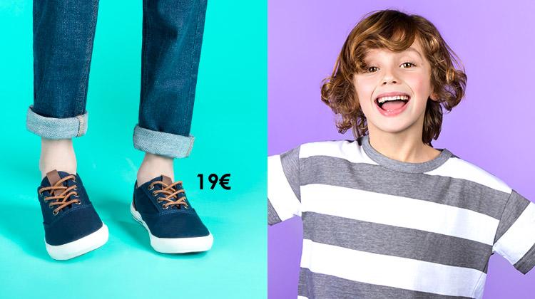 I Love Shoes Garçon
