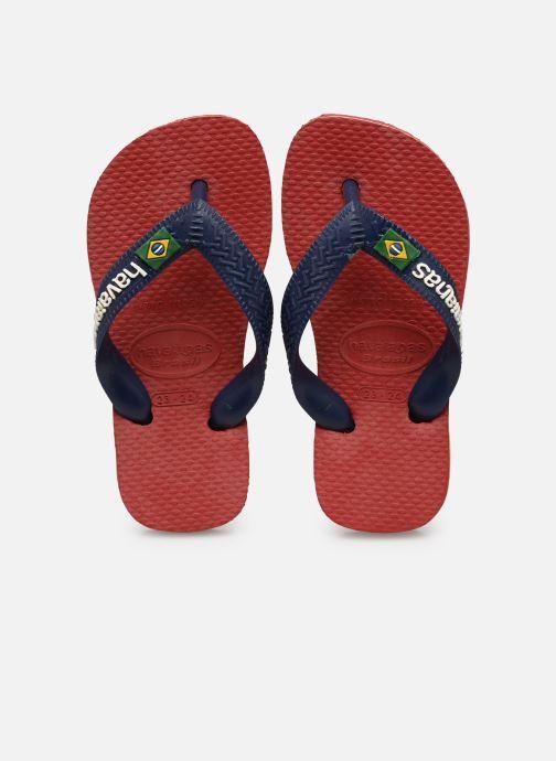 Havaianas Slippers Brasil Logo E by
