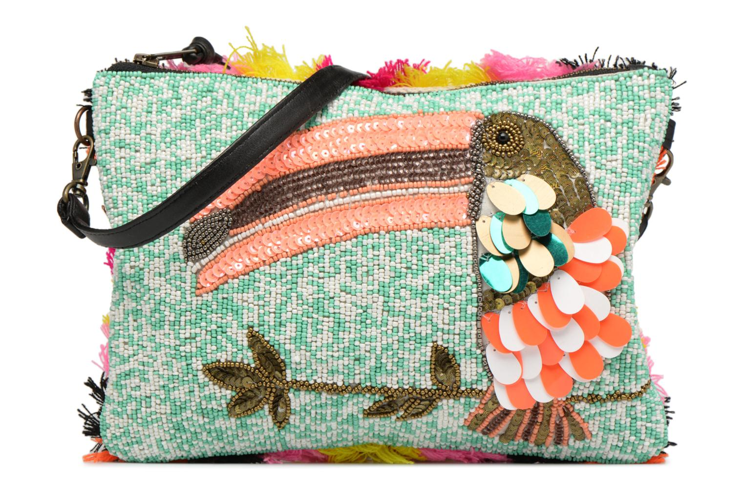 PIVORNO Large Beaded Pouch