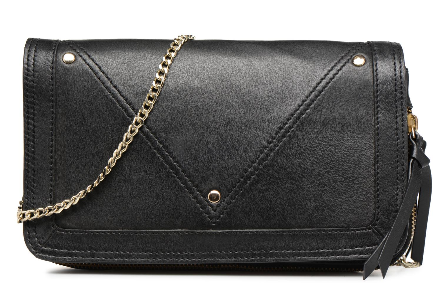 Face Leather Crossbody
